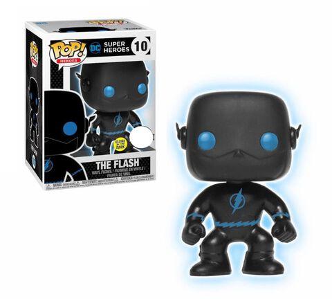 Figurine Funko Pop! N°10 - Justice League - The Flash Silhouette