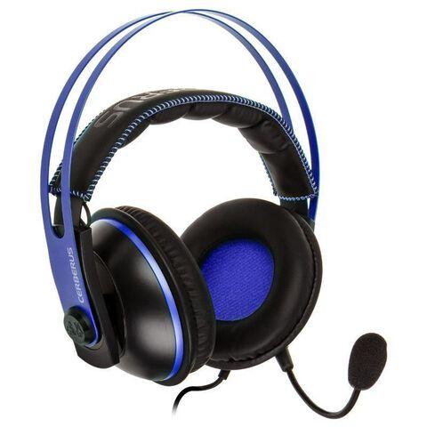 Casque Gamer - Asus - Cerberus V2 Bleu
