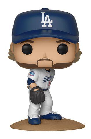 Figurine Funko Pop! N°07 - Major League Baseball Saison 3 - Clayton Kershaw