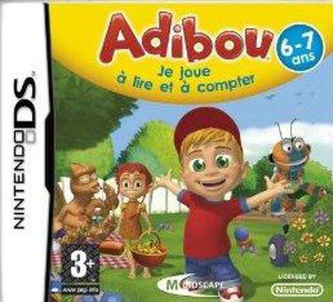 Adibou, Je Joue à Lire Et à Compter 6-7 Ans