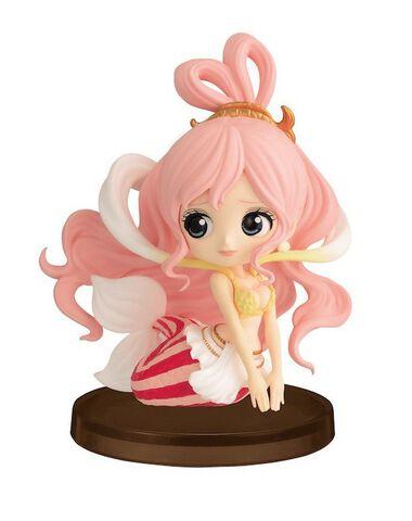 Figurine Q Posket Petit - One Piece - Vol 3 Shirahoshi