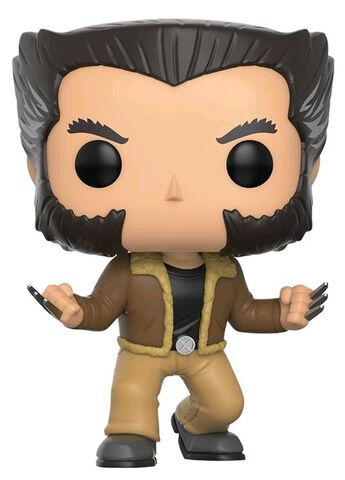 Figurine Funko Pop! N°185 - X-Men - Logan