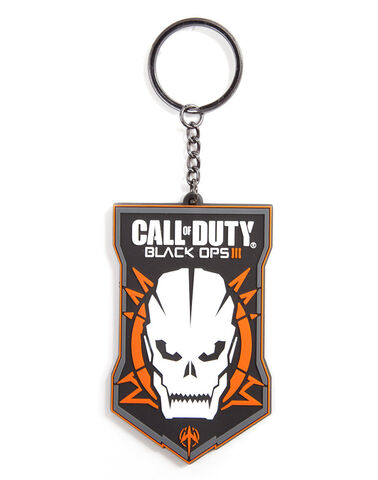 Porte-cles - Call Of Duty : Black Ops 3 - Logo