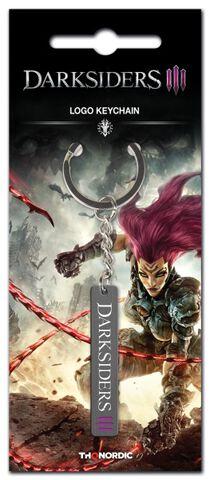 Porte-clés - Darksiders 3 - Logo