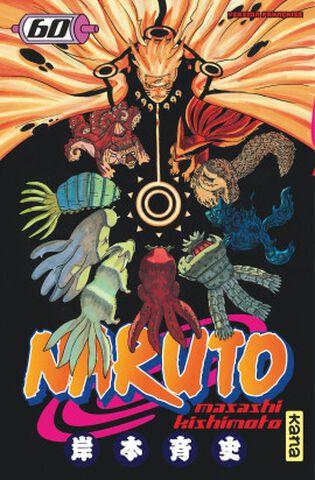 Manga - Naruto - Tome 60
