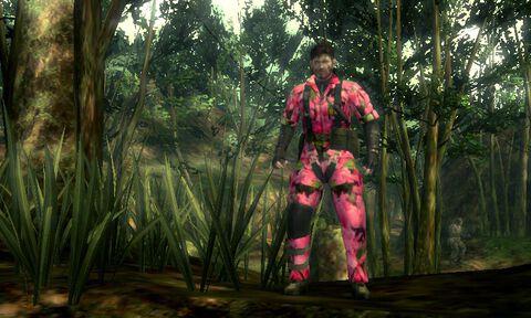 Metal Gear Solid : Snake Eater