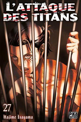 Manga - L'Attaque des Titans - Tome 27