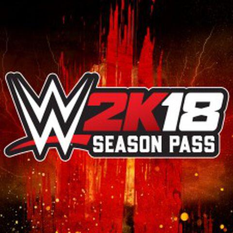 WWE 2K18 - Season Pass - Version digitale