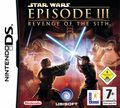 Star Wars Episode 3, Revenge Of The Sith