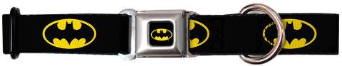 Collier pour chien - DC Comics - Batman Taille M 28/43 cm - 2,5 cm