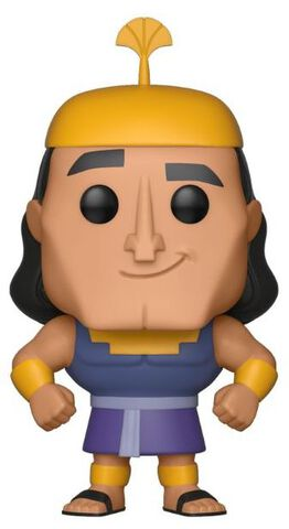 Figurine Toy Pop N°360 - Kuzco L'Empereur Mégalo - Kronk