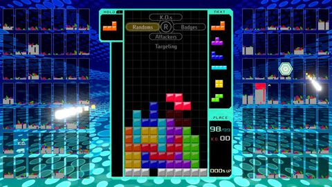 Tetris 99 + 1 An Nintendo Switch Online