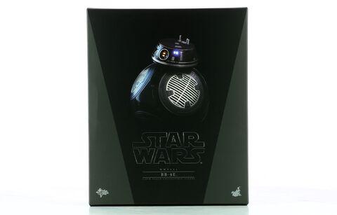 Figurine Hot Toys - Star Wars Episode VIII - BB-9E 11 cm