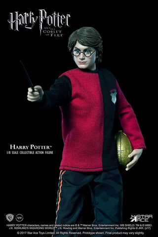 Figurine Star Ace Toys - Harry Potter - Harry Potter Triwizard Tournament Ver. 2