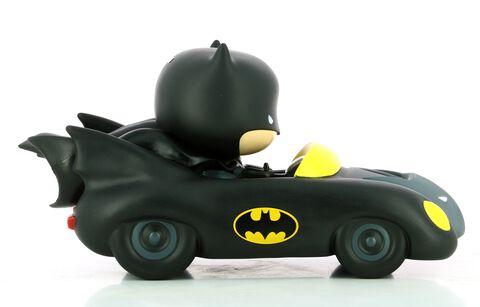 Tirelire - DC Comics - Chibi Batmobile