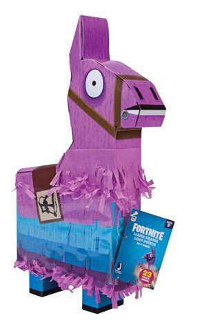 Figurine - Fortnite - Pinata Loot Llama Drama