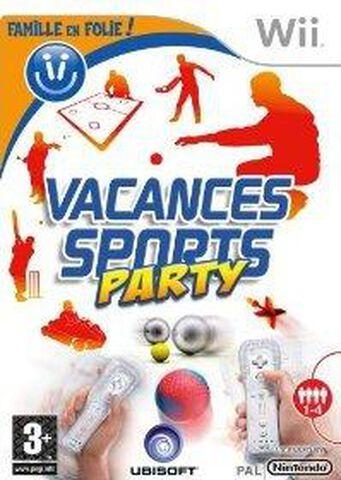 Vacances, Sports Party