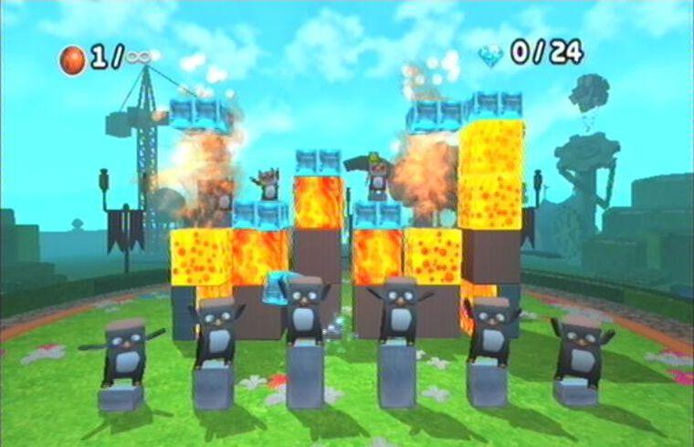Boom Blox, Smash Party