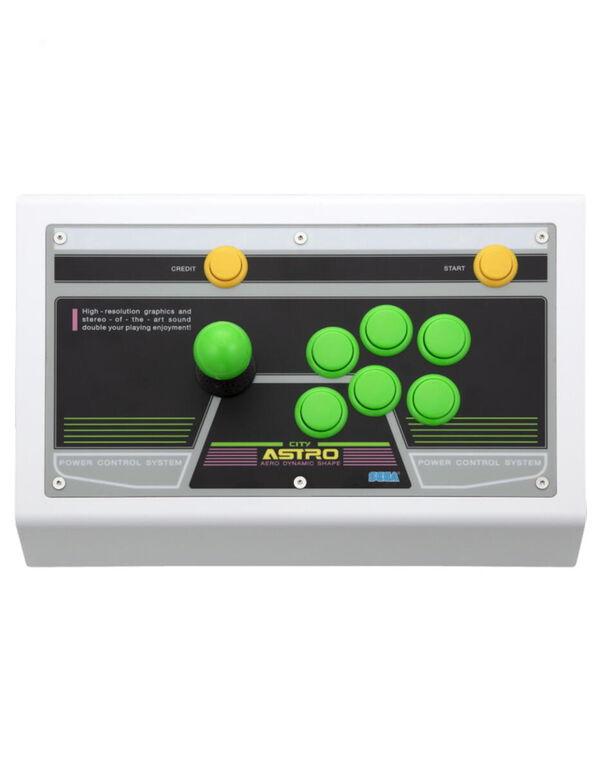 Arcade Stick Astrocity Boutons Verts