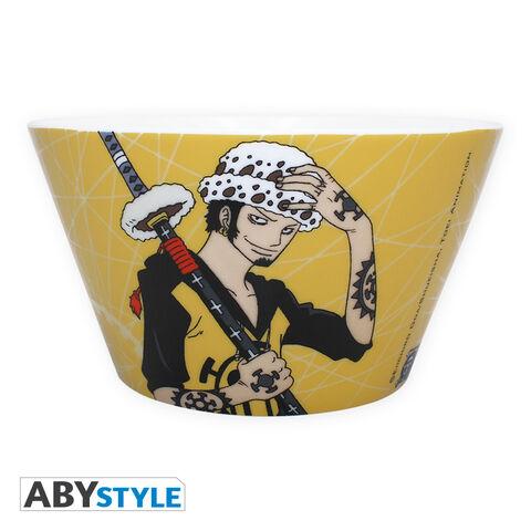 Bol - One Piece - Trafalgar & Bepo  - 460 Ml