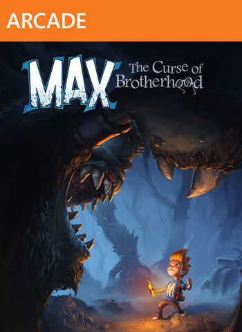 Max The Curse of the Brotherhood - Jeu complet - Version digitale