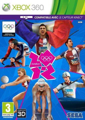 Londres 2012 : Le Jeu Vidéo Officiel Des Jeux Olympiques