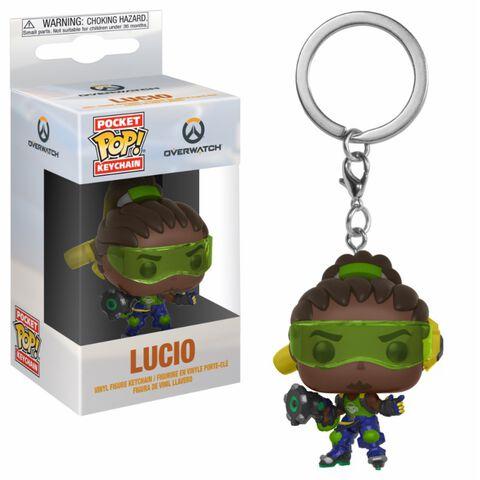 Porte-clés Pop - Overwatch - Lucio