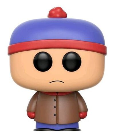 Figurine Funko Pop! N°08 - South Park - Stan