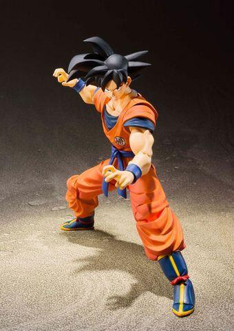 Figurine S.H. Figuarts - Dragon Ball Z - Son Goku 14 cm