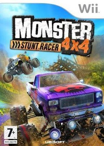 Monster 4x4, Stunt Racer