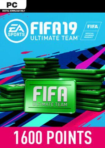 FIFA 19 - DLC - FIFA Ultimate Team - 1600 Pts - Version digitale