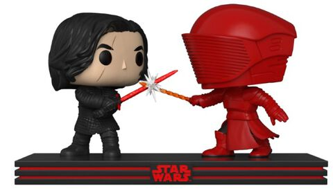 Figurine Funko Pop! N°265 - Star Wars - Combat Kylo et Guarde Prétorien
