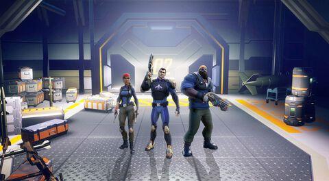 Agents of Mayhem Day One Edition