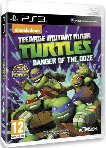 Teenage Mutant Ninja Turtles : Danger of the Ooze