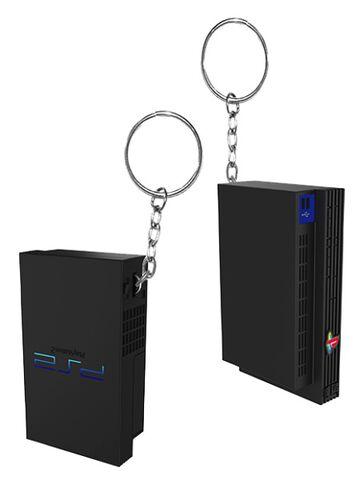 Porte-clés - PlayStation - Console PS2