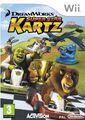 Dreamworks Super Star Kartz + Volant