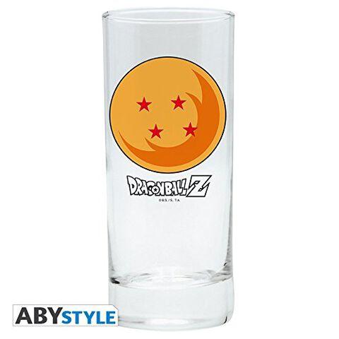 Verre - Dragon Ball Z - Boule de Cristal