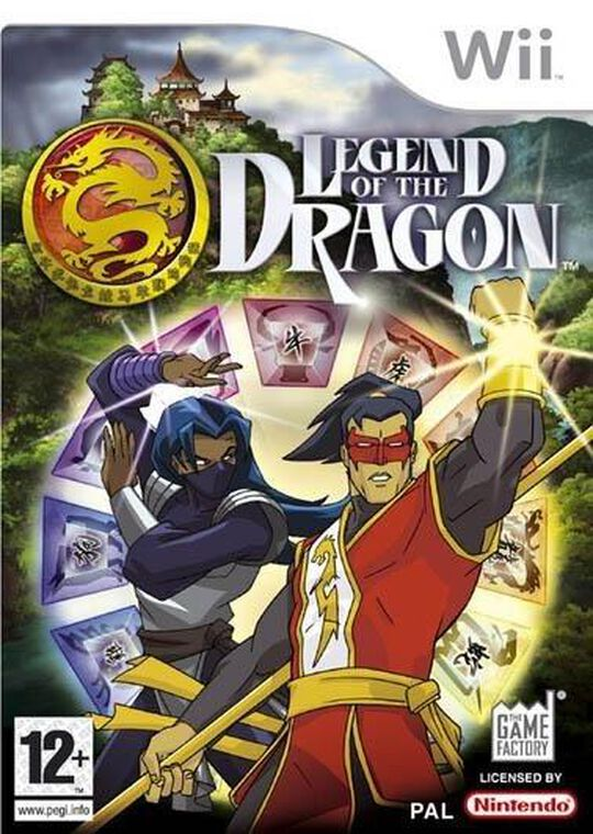 La Legende Du Dragon