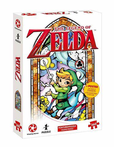 Puzzle - Zelda Wind Waker - 360 pièces