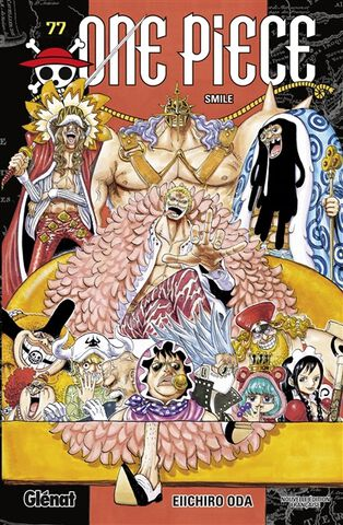 Manga - One Piece - Edition Originale Tome 77