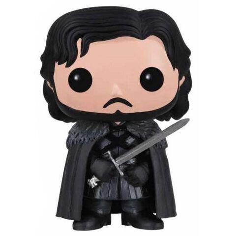 Figurine Funko Pop! N°07 - Game Of Thrones - Jon Snow