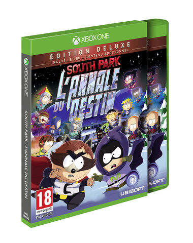South Park : L'Annale du Destin Edition Deluxe - Exclusivité Micromania