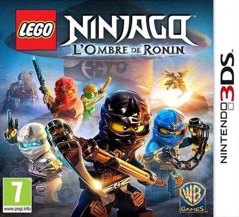 Lego Ninjago : L'ombre de Ronin