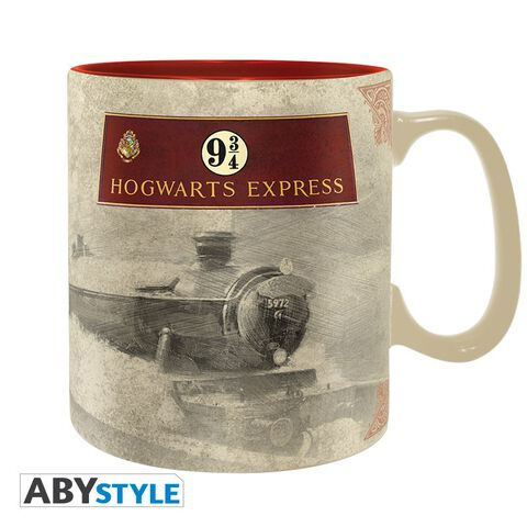 Mug - Harry Potter - Poudlard Express 460 ml