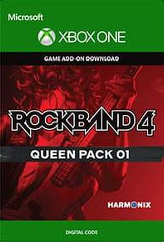 DLC - Rockband 4 Queen Pack 01 Xbox One