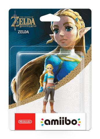 Figurine Amiibo Zelda Scholar