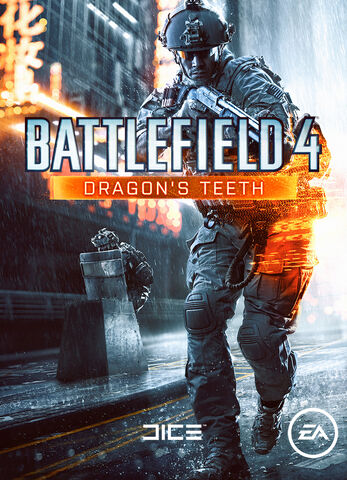 Dlc Battlefield 4 Dragon's Teeth Ps4
