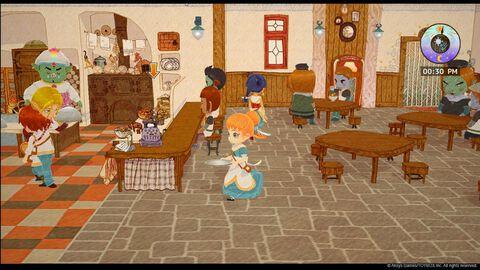 Little Dragon Cafe