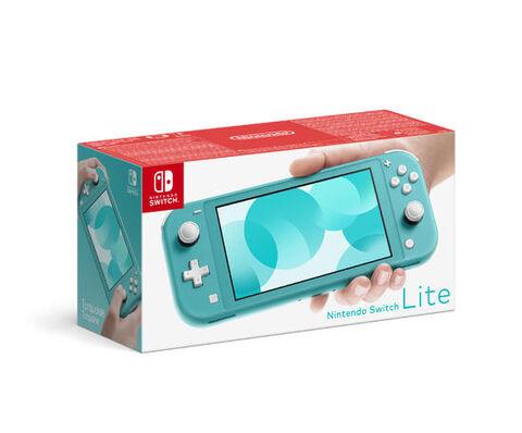 Nintendo Switch Lite Bleue