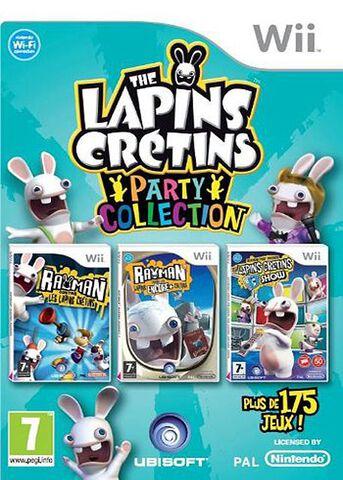 The Lapins Cretins Trilogie